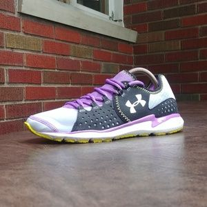 Womens Under Armour Micro G Mantis Running Shoes